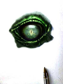 The dragon eye