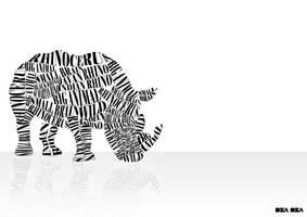 Rhinocerus by aniadz