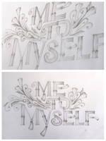 Myself by aniadz