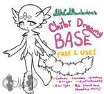 Chibi Dreamy Base (Free to Use)