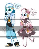 Sketchy Skeleton Adopts [OTA - closed]