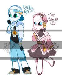 Sketchy Skeleton Adopts [OTA - closed] by NobleChinchi
