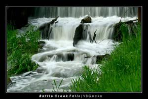 Battle Creek Falls by vbgecko