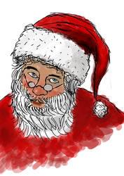 Santa by Home-Korva