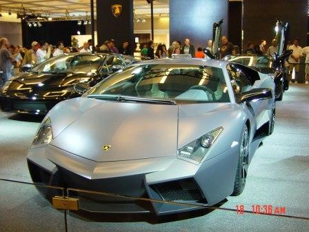 Lamborghini Reventon by thorofchaos