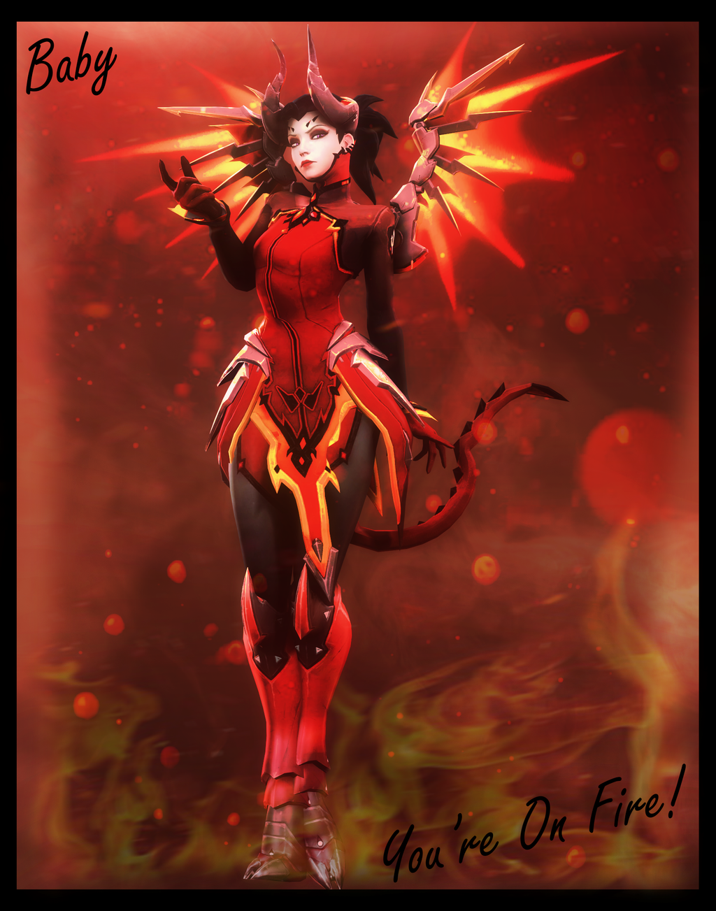 Mercy Devil by Craxytavi