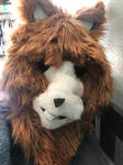 Fursuit update!! by 1Bloodstrike1