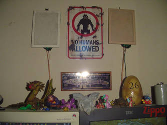No Humans Allowed by Experiment-Project