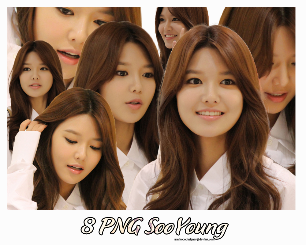 PNG SooYoung#1 by ruachocodesigner