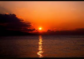 Sunset IV by valiunic
