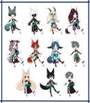 60 - Male Adopts OPEN // set price by Madarami