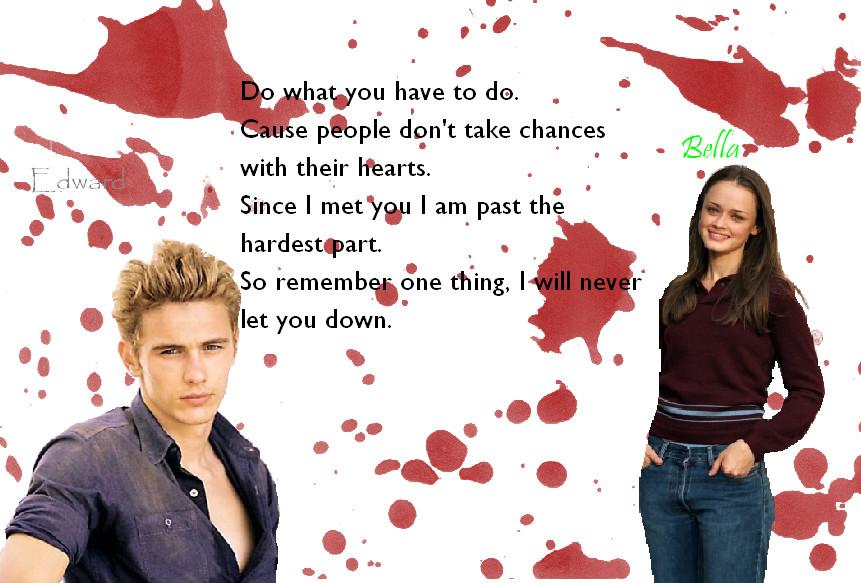 Edward and Bella Twilight by JBTwilight87