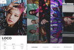 ITZY 'LOCO' | Screencaps by doexquisite