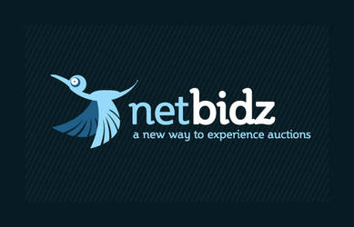 online auction logo