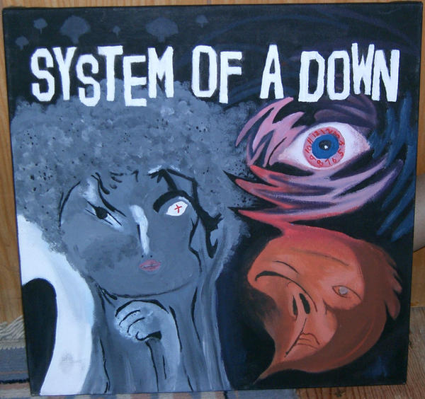 System of a Down Album Cover