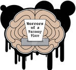 Horrors of a Faraway Place Logo