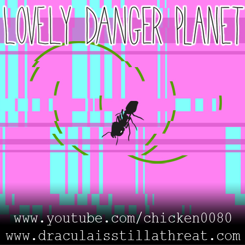 Lovely Danger Planet: Protect Ya Psychedelic Neck2 by Chicken008