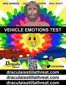 Vehicle Emotions Test (short film)