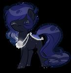 Custom for Leanlinn: Luna