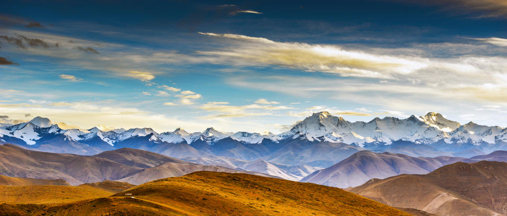 Himalayas by zhamei404