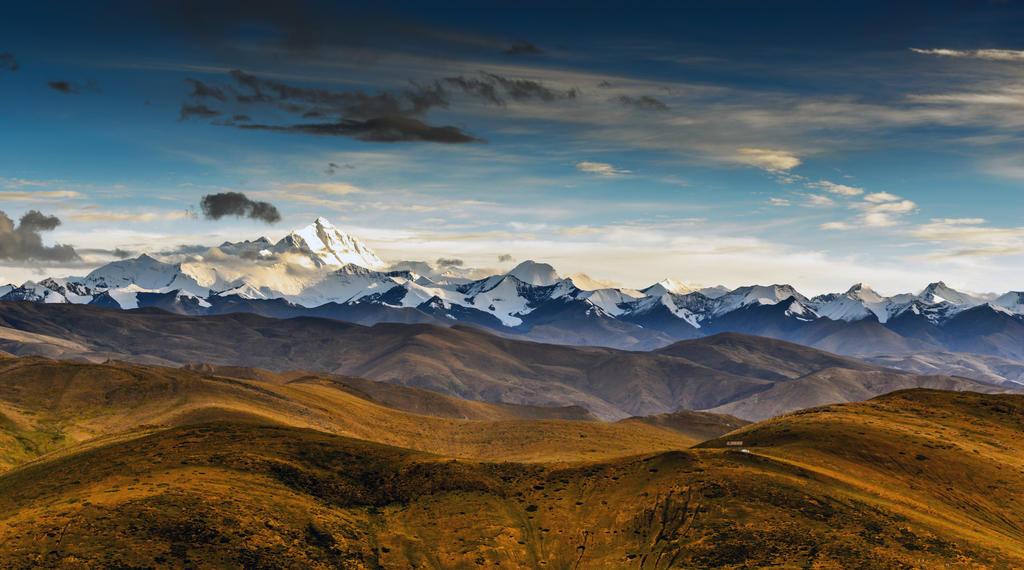 Himalayas1 by zhamei404