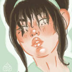 Toph | by CatsLitterBox