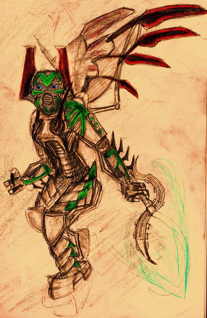 Grinat, Final by ValorVirtue