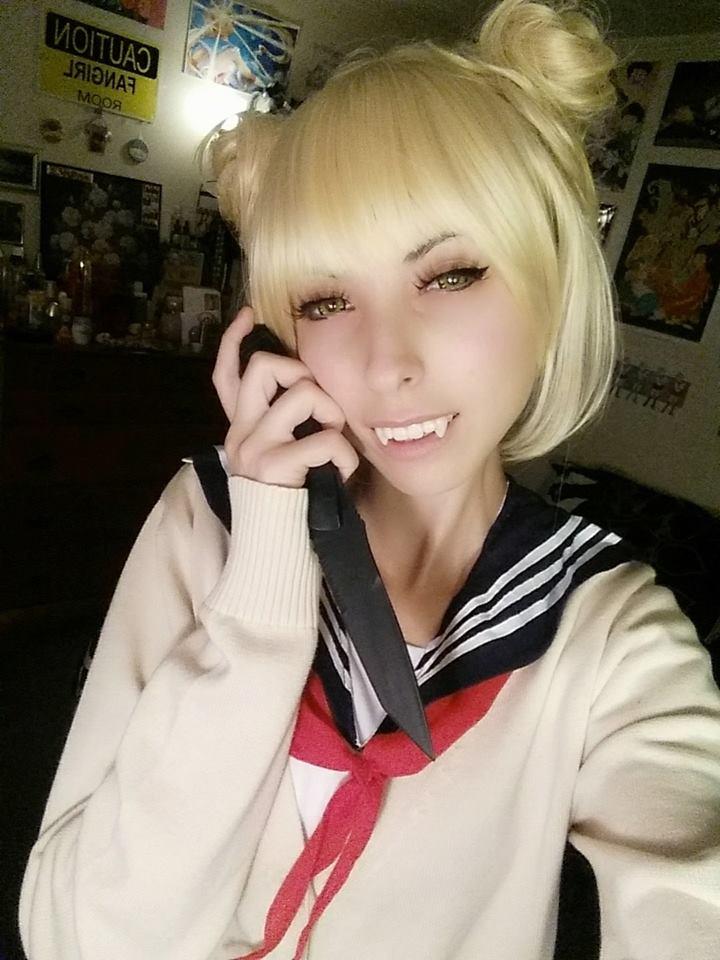 Himiko Toga Cosplay | My Hero Academia Amino