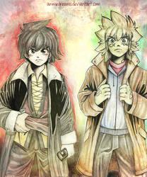 Bad Boys by AnimeDreams