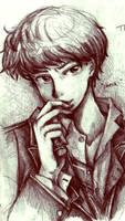 Check -sketch- by AnimeDreams
