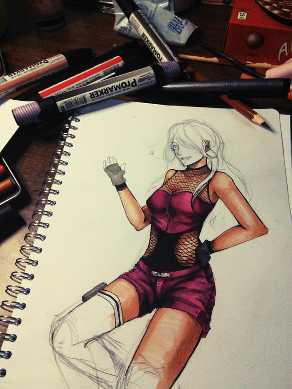 WIP :D by AnimeDreams