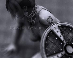 Princess Aeducan by Louvette