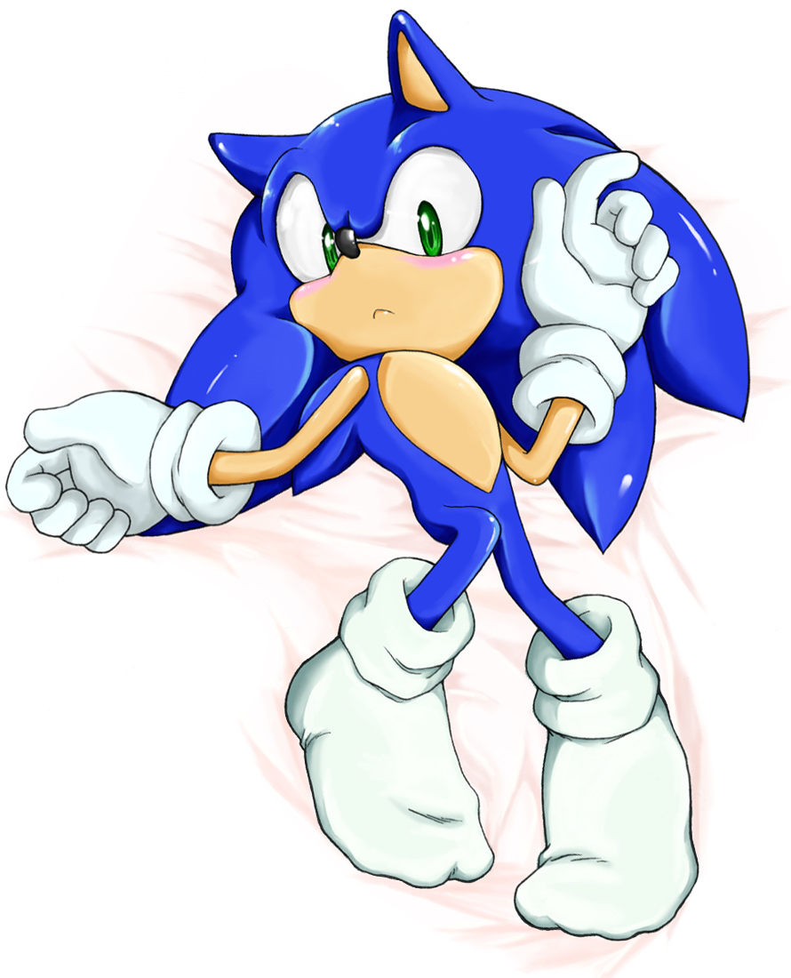 Sonic adult drawings good