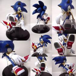 Sonic figure ver.SA2 shoes