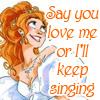 Say you love Me by amaltea-olenska