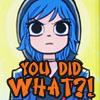 You did what by amaltea-olenska