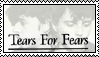 Tears For Fears logo stamp by stampitystampstamp