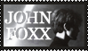John Foxx stamp by stampitystampstamp