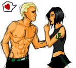 draco's and pansy's secret