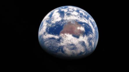 Earth by jeffy21