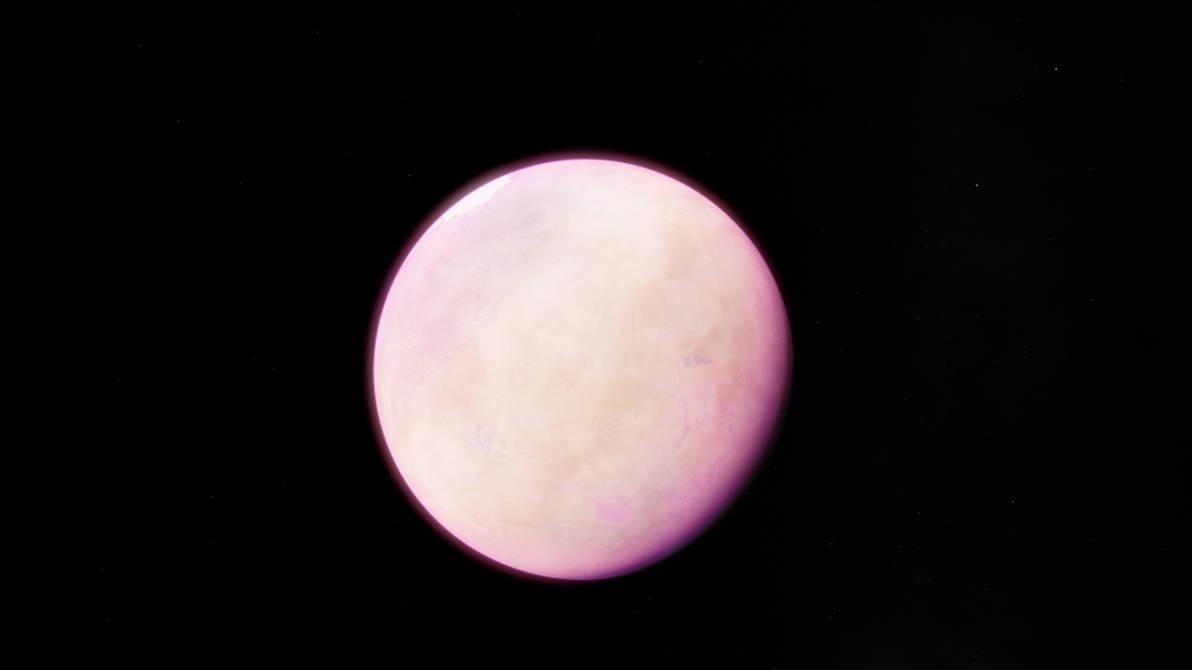 Space Engine: Warm Selena by jeffy21