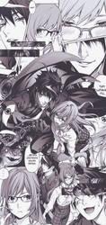 Yuugen to Jorei Gakkyuu Comic Wallpaper