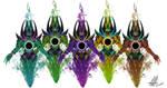 Dark Star Xerath Concept Colours