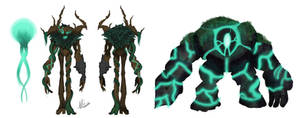 Ivern Skin With Daisy