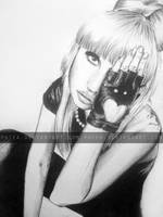 The Gaga Glove by phiea