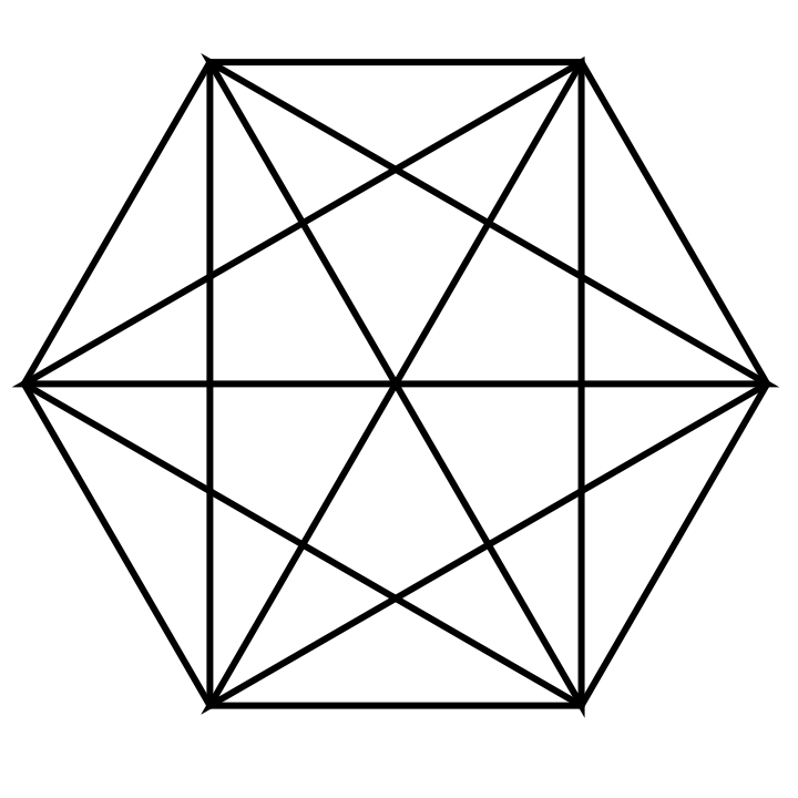 hexagon connections by 10binary on DeviantArt