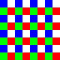 red green blue white squares by 10binary