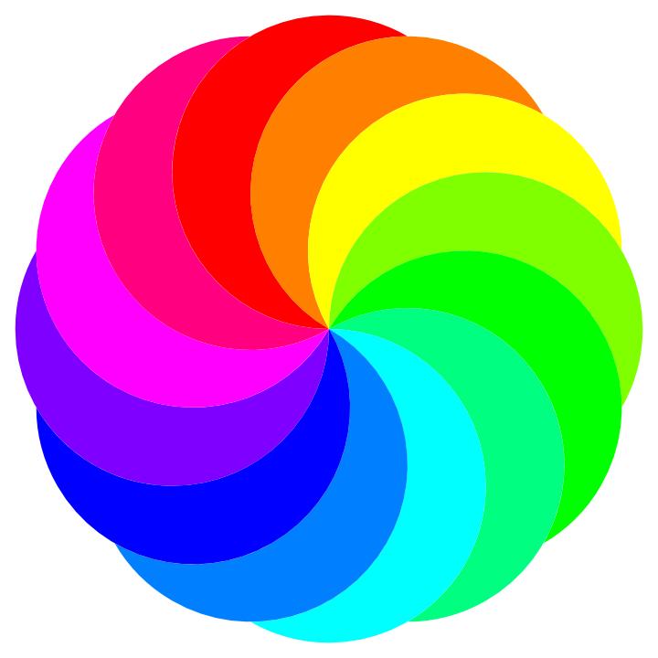 Jessica Rainbow by 10binary
