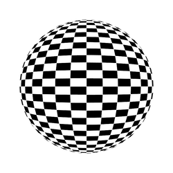Blender Checkersphere 2 Color by 10binary