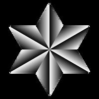 Metal Hexagram